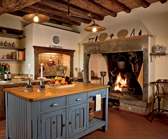 Gallery For Italian Country Kitchens