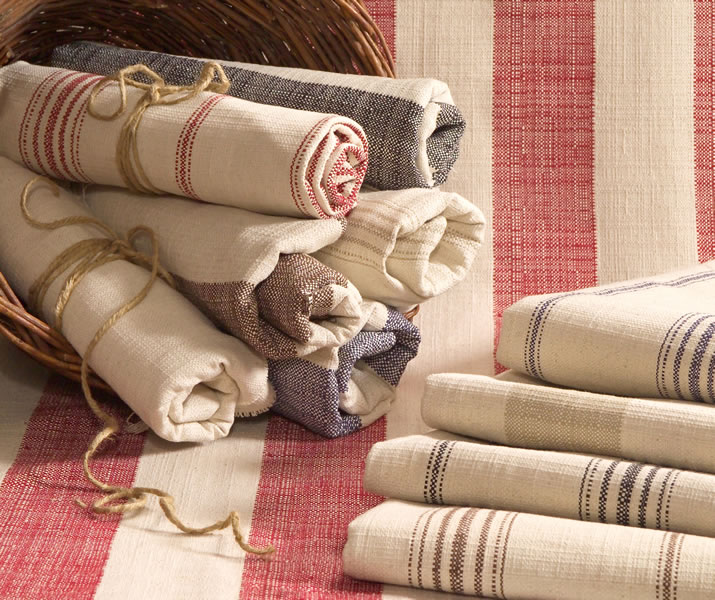 French Linen Obsession & Country Home Accessories